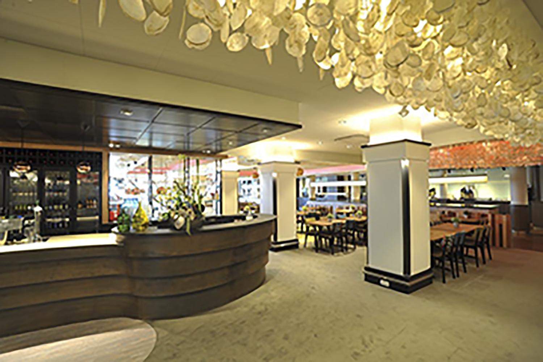 Hotel Zuiderduin receptie