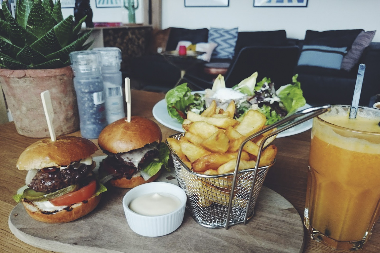 Apollo Hotel Groningen food