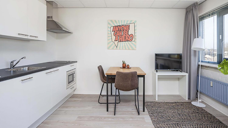 Camelot Leiden keuken 2