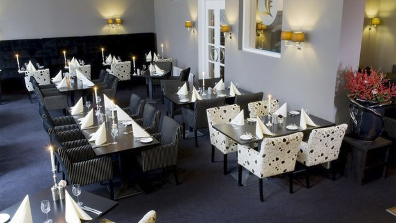 Hotel van Sminia Huys Leeuwarden restaurant 1