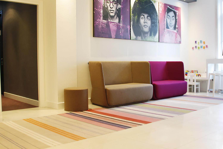 Hotel Ibis Styles Amsterdam lobby 10