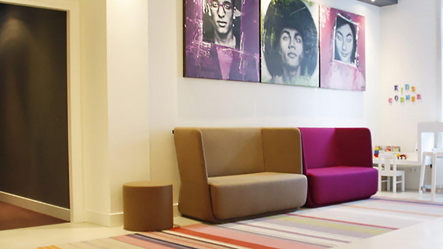 Hotel Ibis Styles Amsterdam lobby 5