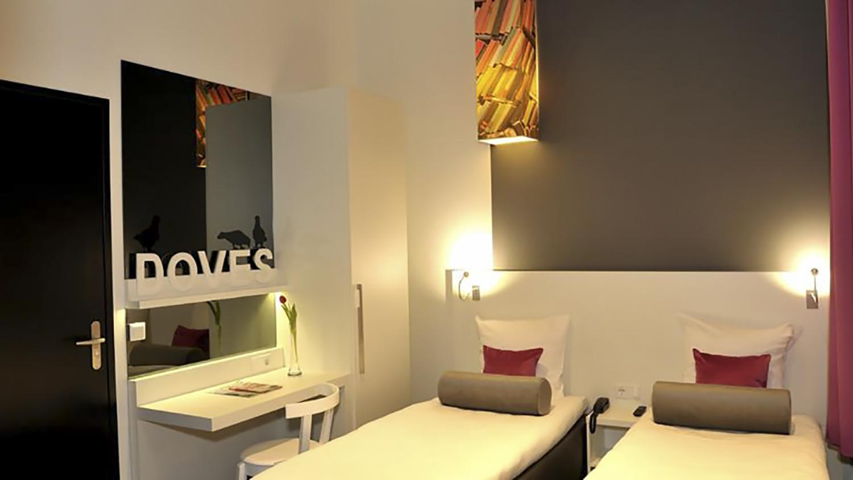 Hotel Ibis Styles Amsterdam hotelkamer 7