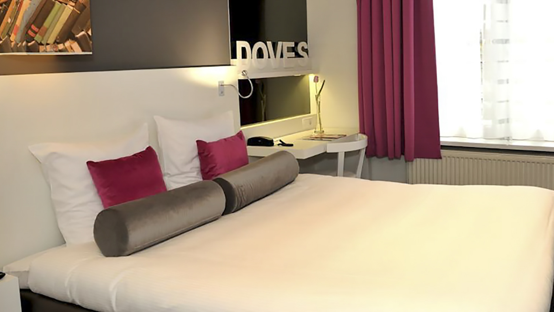 Hotel Ibis Styles Amsterdam hotelkamer 5
