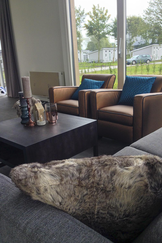 Topparken pakket Bronzing 3.0 fauteuils woonkamer