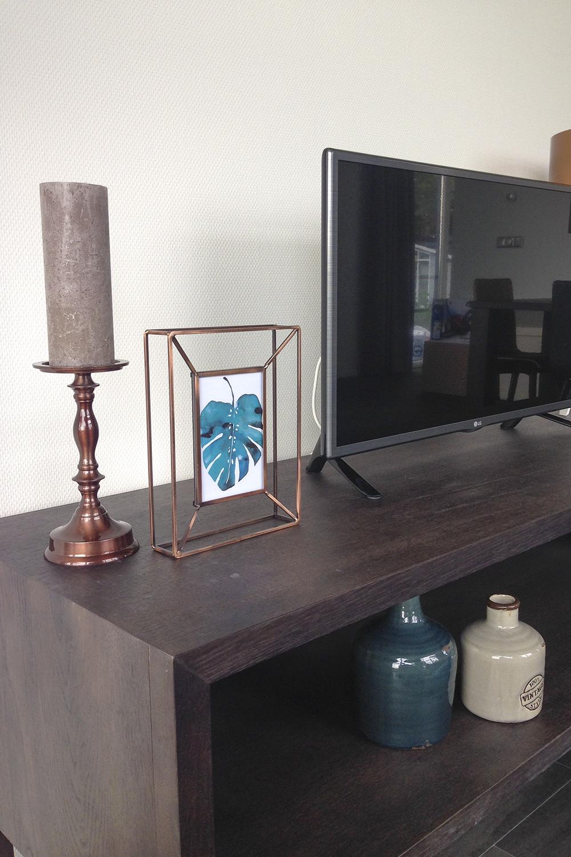 Topparken pakket Bronzing 3.0 tv meubel