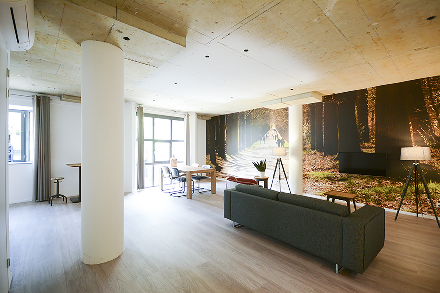 Wallstay Eindhoven woonkamer 28