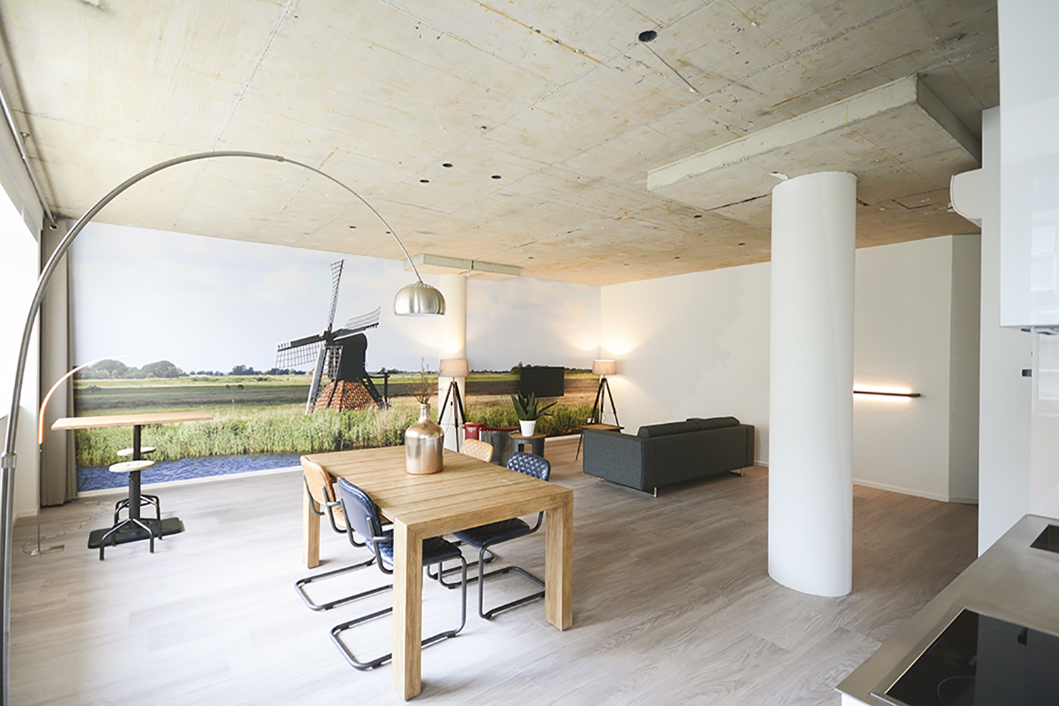 Wallstay Eindhoven woonkamer 26