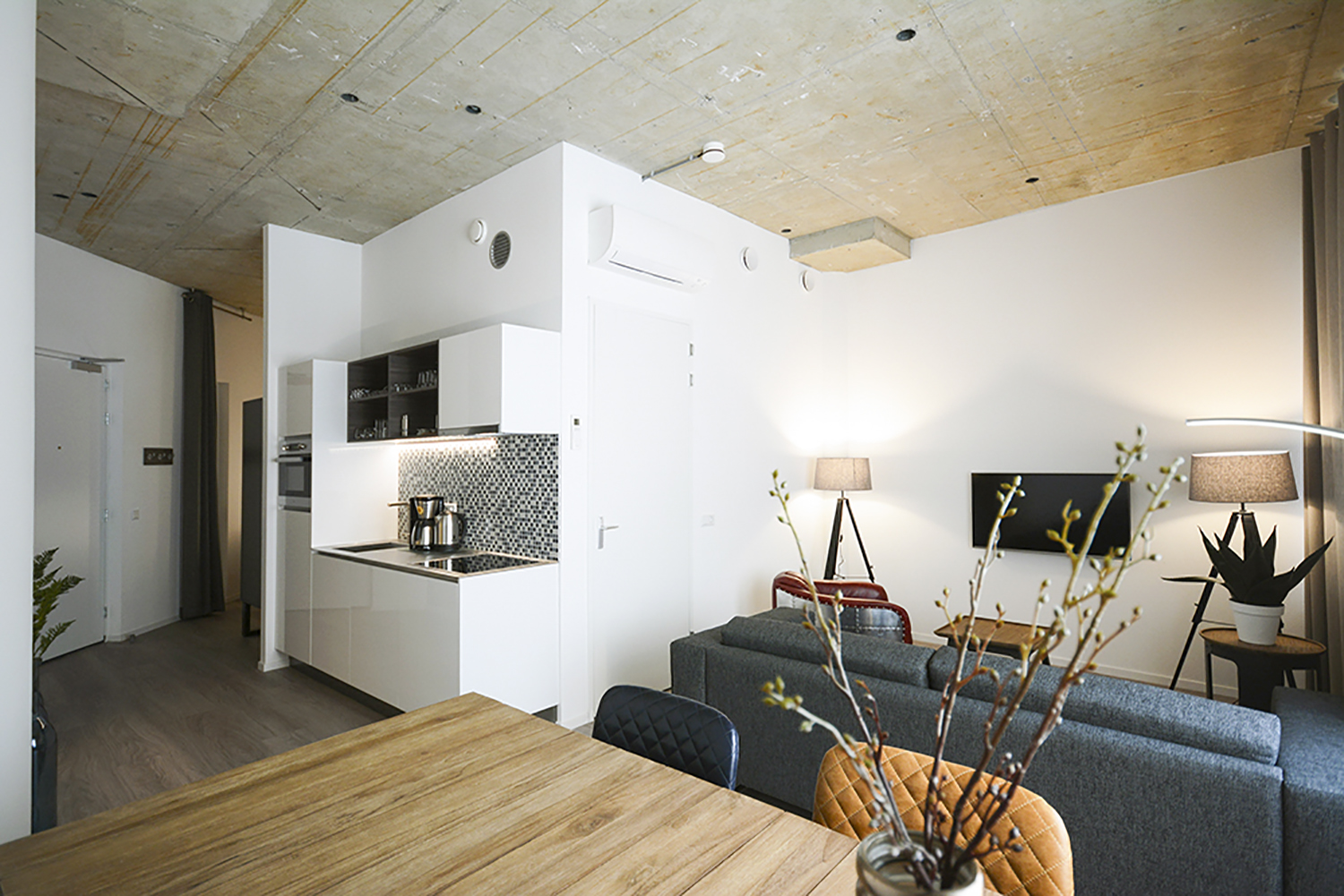 Wallstay Eindhoven woonkamer 25