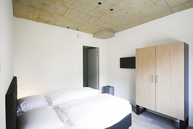 Wallstay Eindhoven slaapkamer 8