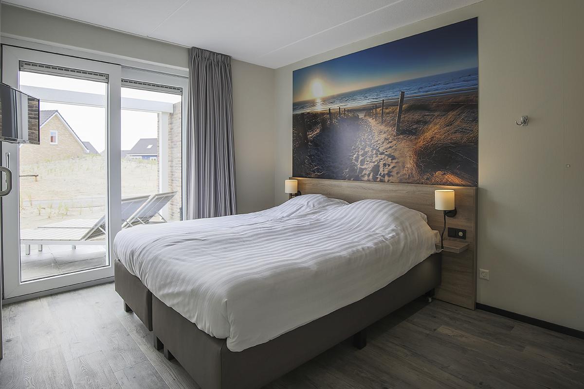 Landal Ouddorp Duin slaapkamer