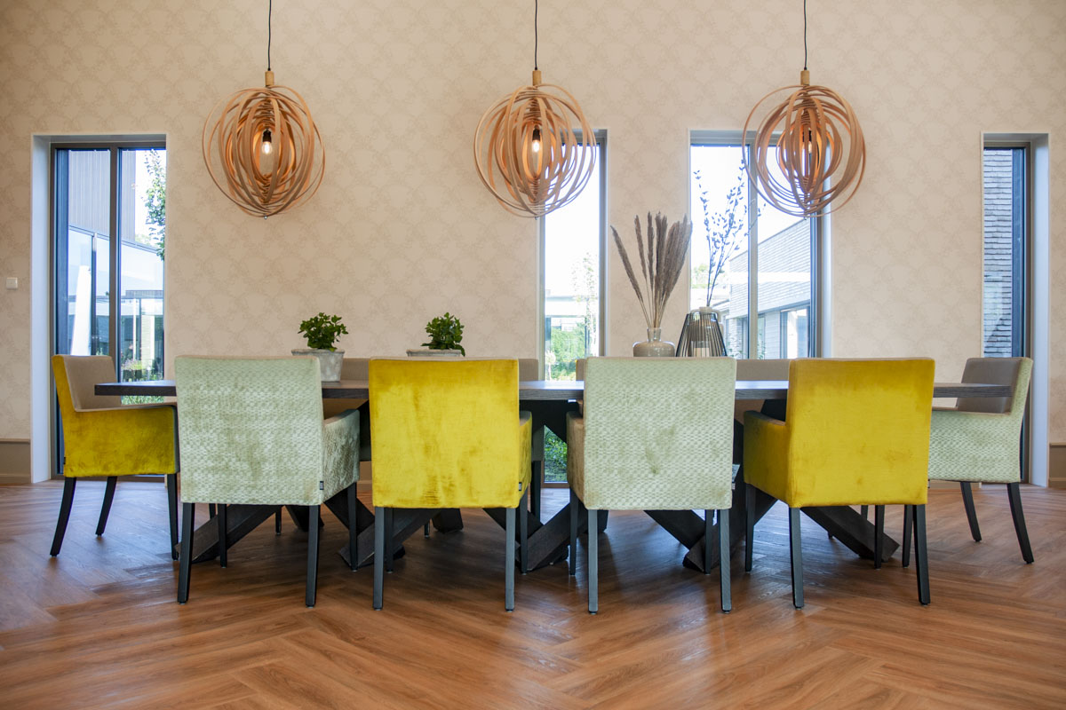 Kwadrant Parkhoven Leeuwarden restaurant