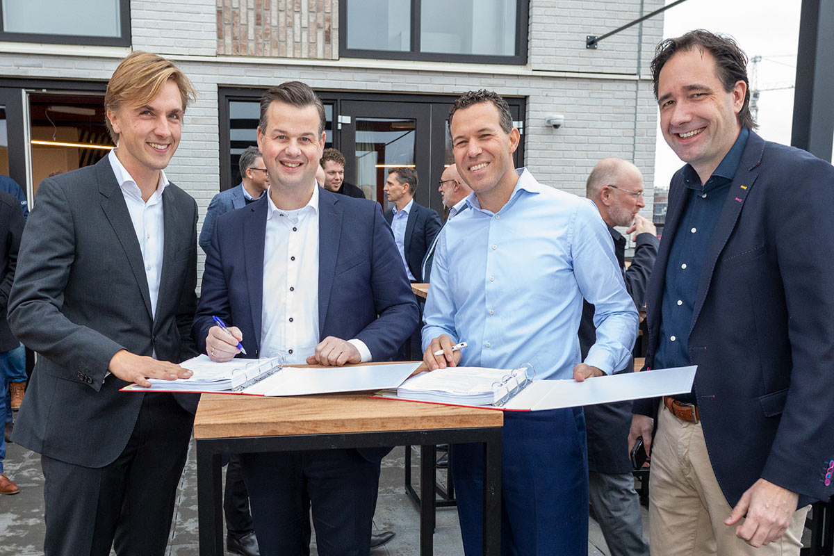 Campus Diemen Zuid opening Our Domain
