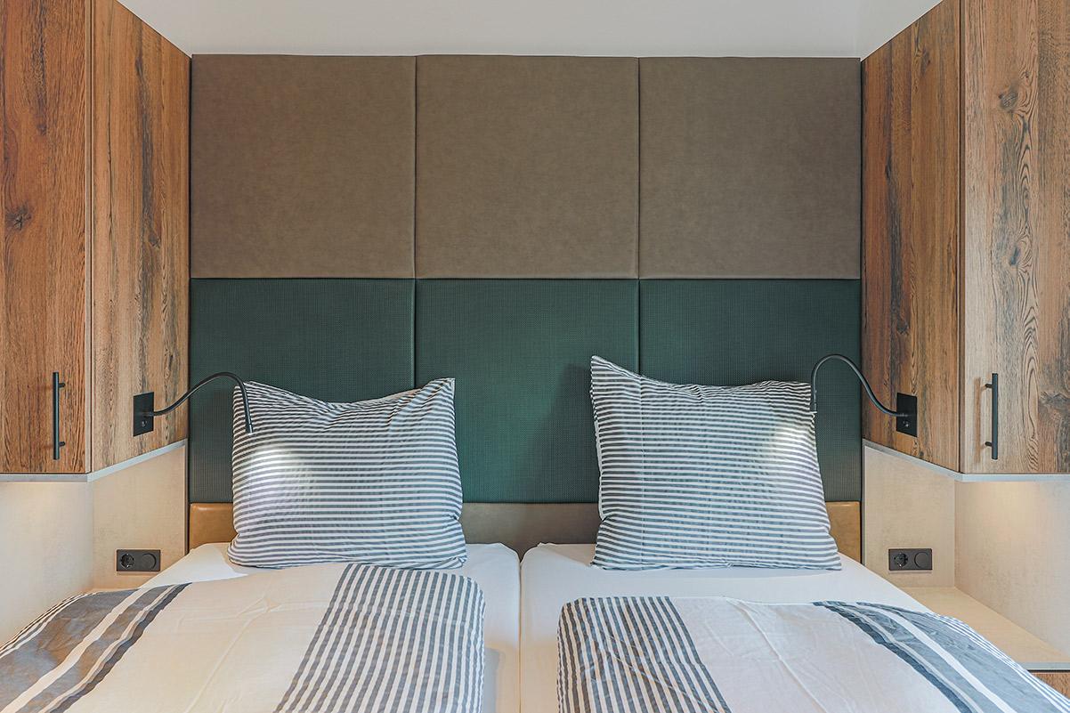 Brixen im Thale headbord slaapkamer