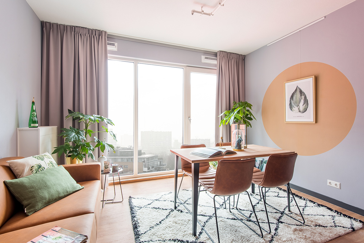Executive Studio Our Domain Amsterdam Diemen
