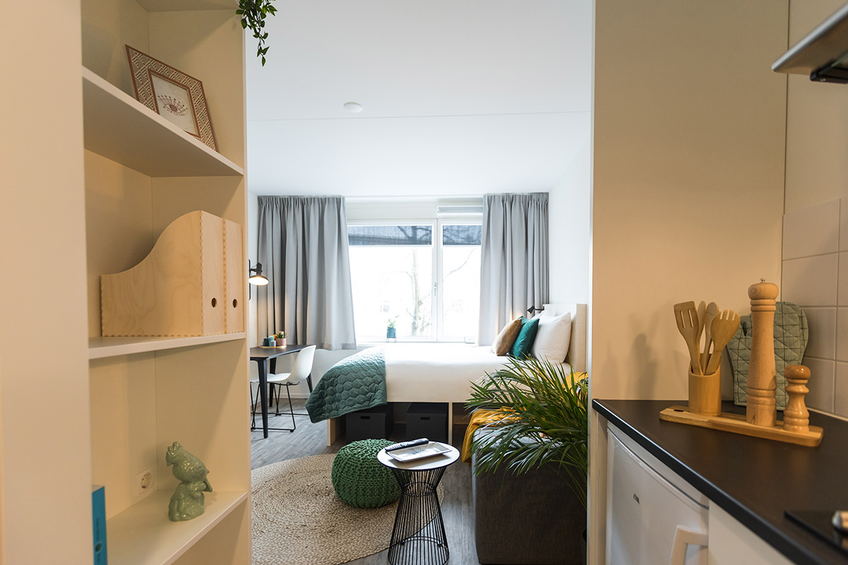 Greystar MB275 Apartment