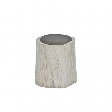 Stool Teak Wood Cushion